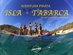paddle surf tabarca