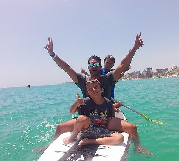 sup alicante paddle surf