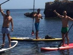 paddle surf tabarca