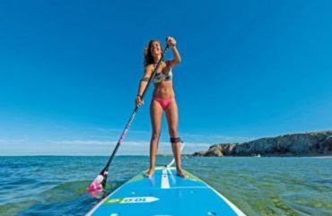 iniciación paddle surf alicante