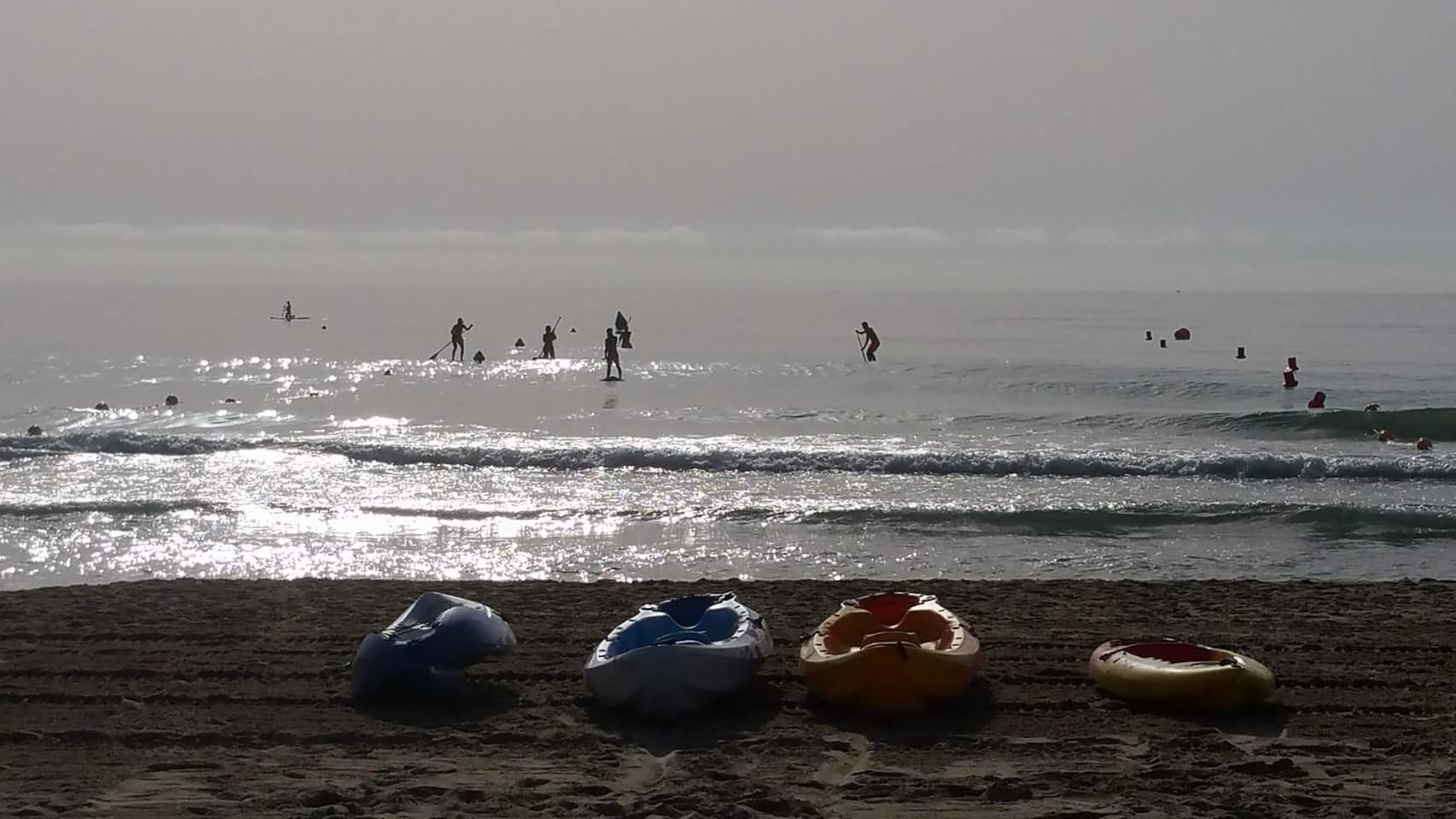 Alquiler Kayak