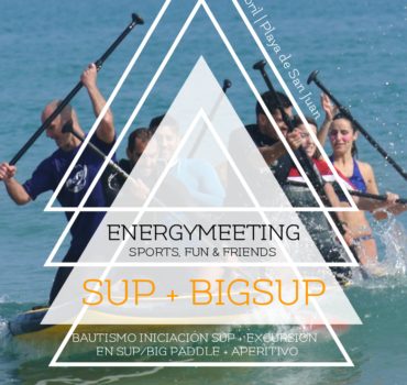 Sup stand up paddle surf Alicante
