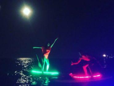 paddle surf leds