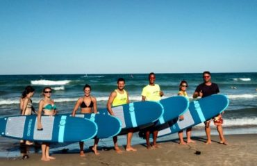 clases surf alicante